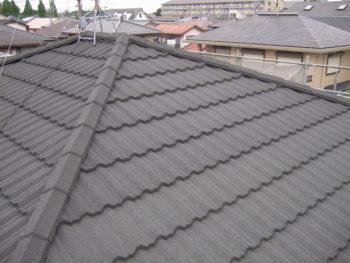 千葉県白井市 H様邸屋根葺き替え・外壁塗装リフォーム事例
