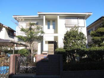 千葉県柏市 H様邸屋根葺き替え・外壁塗装リフォーム事例