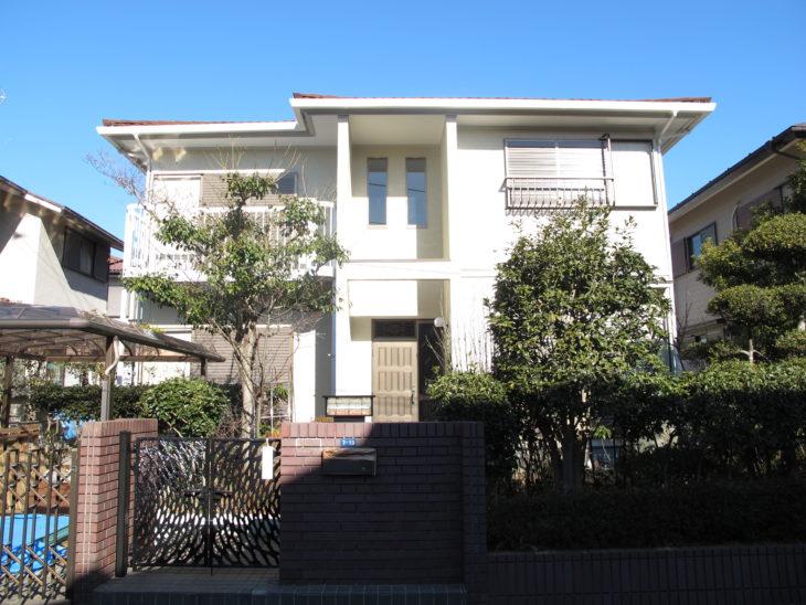 柏市 H様邸 屋根葺き替え・外壁塗装リフォーム事例