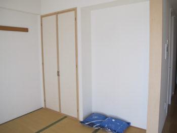 東京都葛飾区マンションの和室リフォーム前の様子