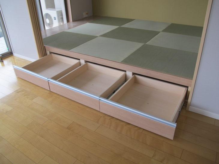 東京都葛飾区 F様邸 和室の小上がりリフォーム事例
