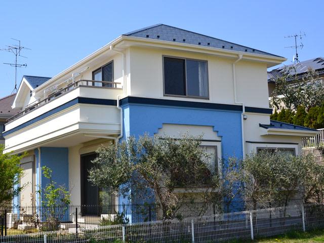 千葉県我孫子市 B様邸 屋根外壁塗装リフォーム事例