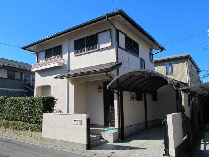 守谷市 S様邸 屋根カバー工法・外壁塗装リフォーム事例