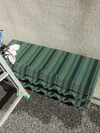 鎌ケ谷市S様邸の屋根に使用したクラシックタイル