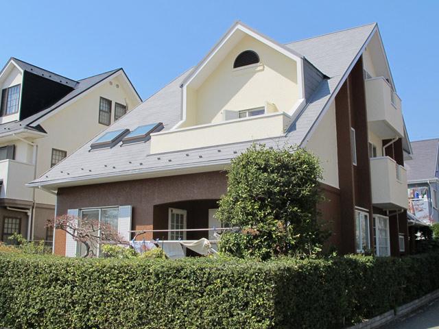 白井市 T様邸 屋根外壁塗装リフォーム事例