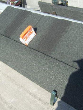 柏市U様邸に使用した屋根材のTルーフ