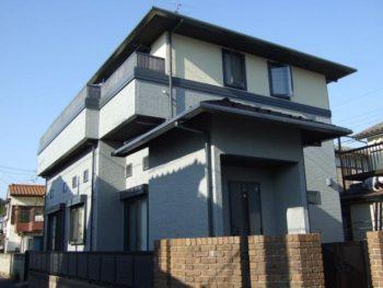 鎌ケ谷市 S様邸 屋根外壁塗装リフォーム事例