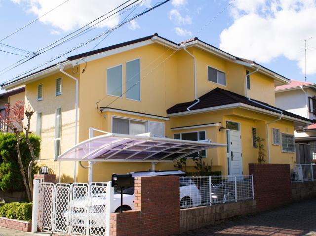 茨守谷市 Y様邸 屋根カバー工法・外壁塗装リフォーム事例