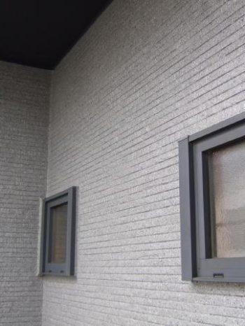 鎌ケ谷市S様邸の外壁塗装後の様子